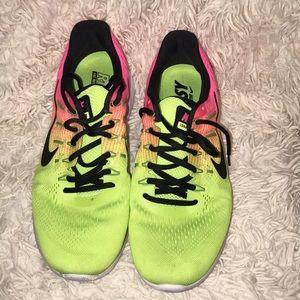 competitive price 96f2b fa152 Nike Shoes - Nike LunarGlide 8 OC Multi-Color